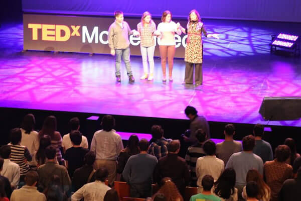 TEDxMontevideo. Uruguay, 2015.