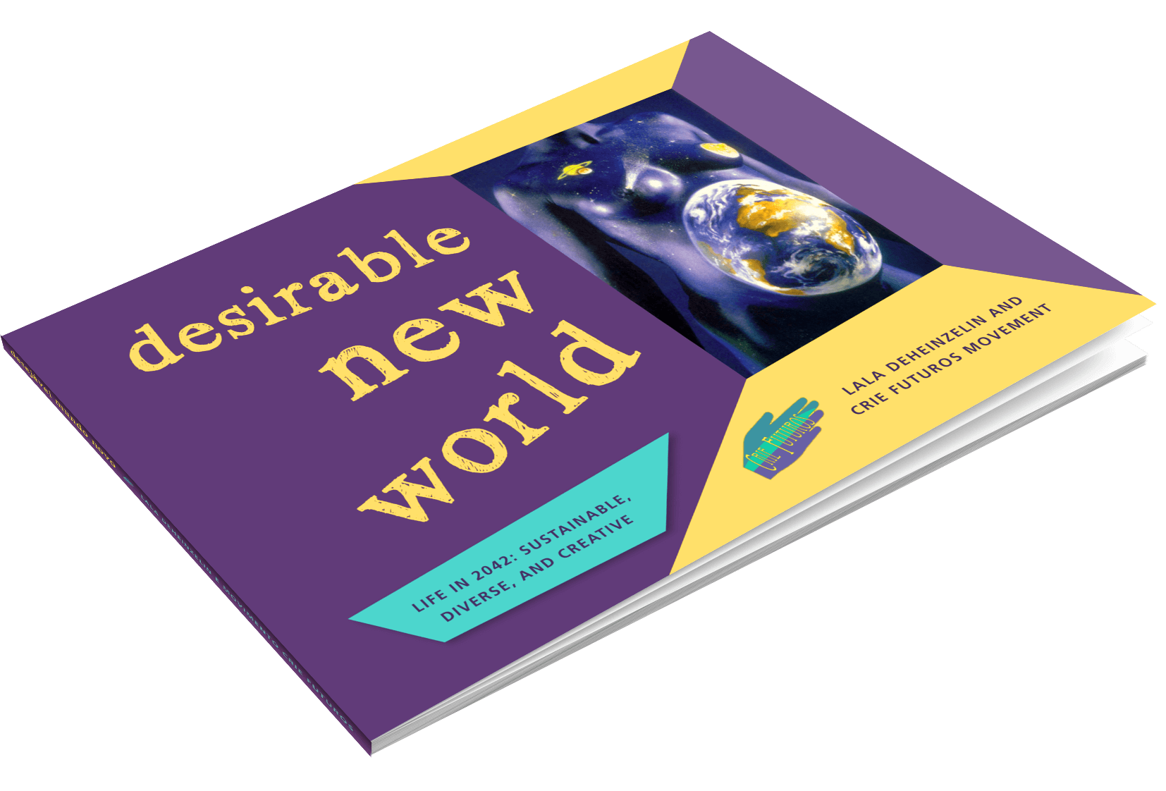 BOOK DESIRABLE NEW WORLD